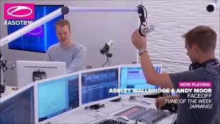 Andy Moor & Ashley Wallbridge - Faceoff (Tune Of The Week // A State Of Trance #816)