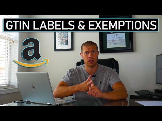 What are GTIN Exemptions on Amazon and How to Deal with Them