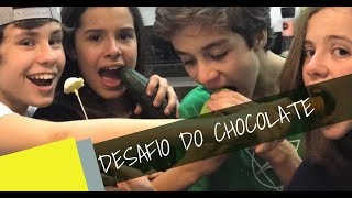 Baixar DESAFIO DO CHOCOLATE - GABRIELLA SARAIVAH