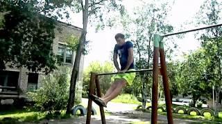 Trais | Workout Gimbarr | г.Лесозаводск Турники 2013