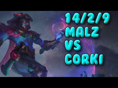 The WorldBreaker Malzahar Skin Is Nuts [League Of Legends]