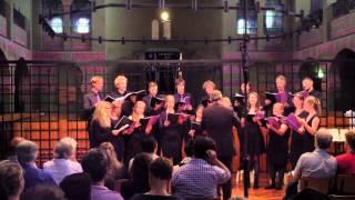 Bragi a capellakoor met madrigalen van Lasso en Monteverdi