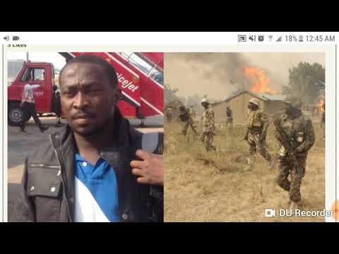 2019: AMBUSH OF NIGERIAN SOLDIERS BY BOKOHARAM IN BORNO 100 LOST LIVES