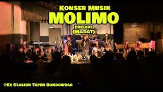 Konser Musik MOLIMO (Madat) | @ Ex Stasiun Tapen Bondowoso | Prelude