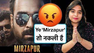 Mirzapur 2 Web Series REVIEW | Deeksha Sharma
