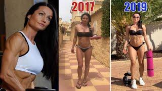 Юлия подтягивается 15 раз и тянет 100 кг! Ее кубики пресса после 40 лет, методика, мама троих детей!
