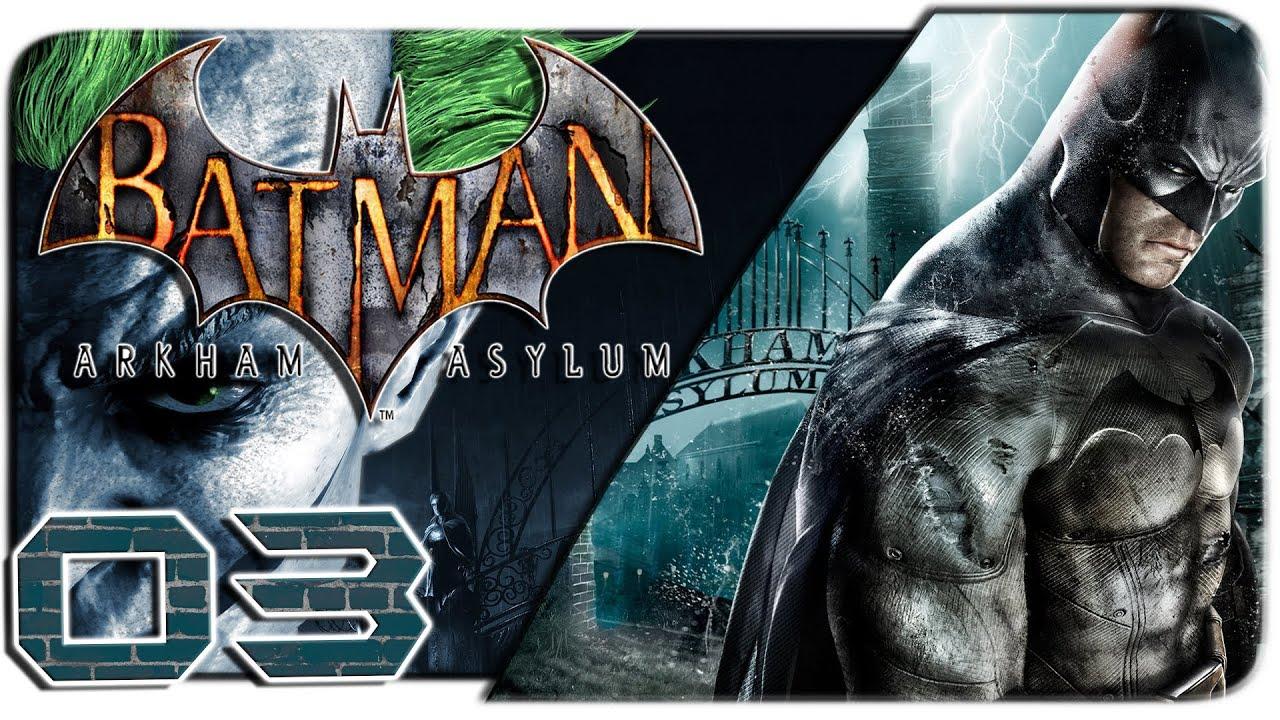 HARLEY DAS LUDER - Batman Arkham Asylum - Let\'s Play [#3] [Blind ...