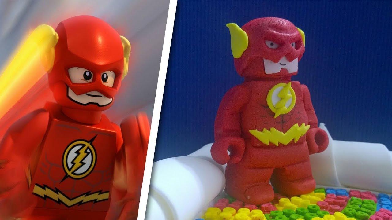 Lego Superhero Cake Images