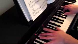 Next Year - Jamie Cullum (Piano Cover Variation)