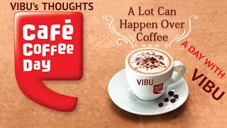 A Day At Cafe Coffee Day with Vibu