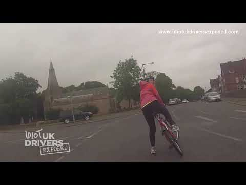 Idiot UK Drivers Dashcam Compilation. Accidents bad driving & dangerous driving