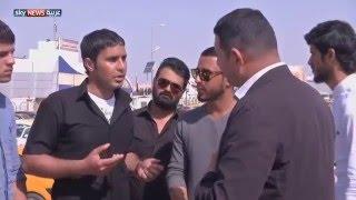 طلاب جنوب العراق ينضمون إلى التظاهرات