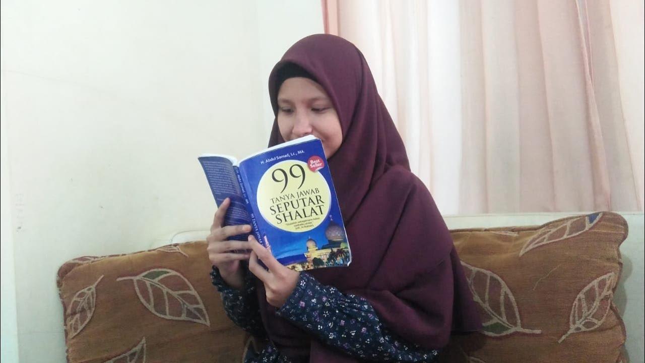 buku 99 tanya jawab sholat