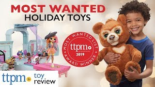 TTPM Most Wanted Holiday Toys | 2019