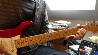 Porcupine Tree - Mellotron Scratch (Guitar Lesson) - Part 1