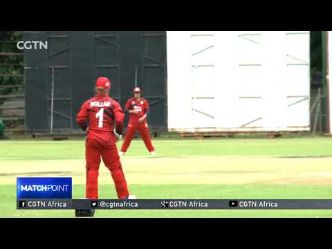 Zimbabwe hoping junior cricketers can fill in seniors' void