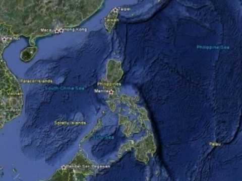 A google earth curious place a heart in the philippines youtube gumiabroncs Image collections