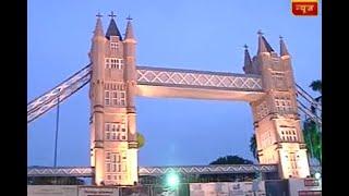 Buckingham Palace recreated Durga Puja pandal, Kolkata gets highly creative