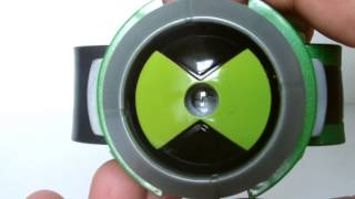 Ben 10 Alien Force Omnitrix Illumintator Projector Watch Toy [HD]