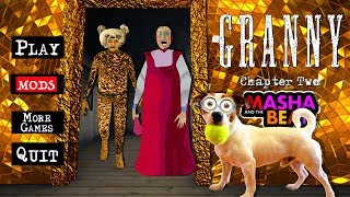 Mod Granny 2 Masha and the Bear ► Granny: Chapter Two ► Escape through the door