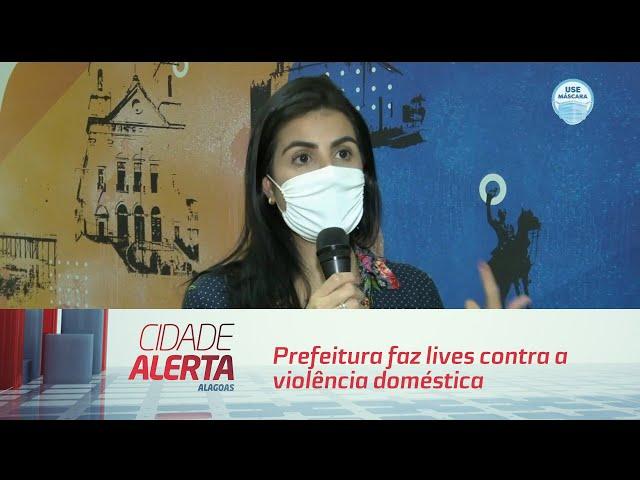 Agosto Lilás: Prefeitura faz lives contra a violência doméstica
