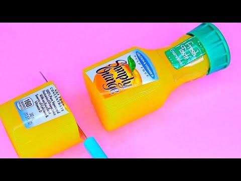 DIY Orange Juice Gummy! How To Make Orange Juice Pudding Jelly Learn the Recipe 리얼 콜라 푸딩 젤리 만들기