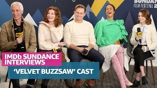 'Velvet Buzzsaw' Director and Cast Stop By Sundance To Discuss Upcoming Film