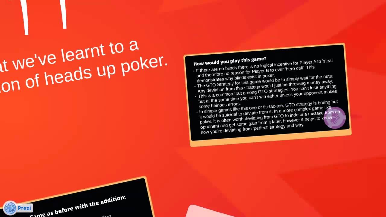 how to learn gto poker