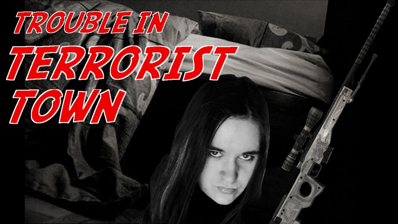 trouble in terrorist town 004 das monster unter dem bett youtube. Black Bedroom Furniture Sets. Home Design Ideas