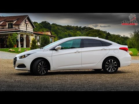 Hyundai i40 1.7 CRDi Test Drive Review