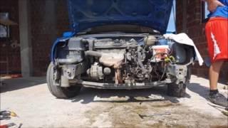 VW Golf mk3 KOSOV - LIPJAN ProJect par 2 / 17.07.2016