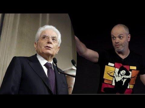 Lettera A Sorpresa Del Presidente Mattarella A Propaganda