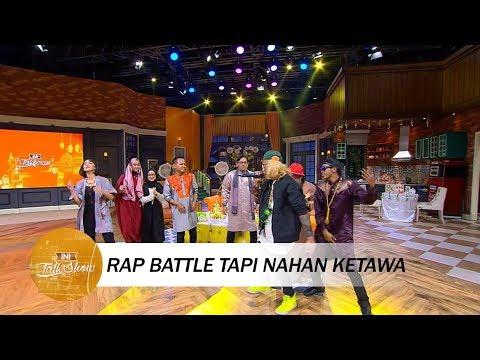 Nunung & Nissa Sabyan Gak Bisa Nahan Ketawa Ketika Rapper Ini Datang