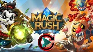 Magic Rush: Heroes (Parte 2)
