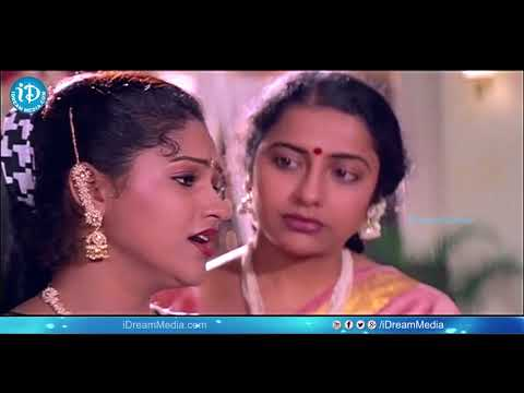 Pelli Pandiri Movie Golden Hit Song    Anaanaga Oka Nendu Video Song    Jagapathi Babu, Raasi