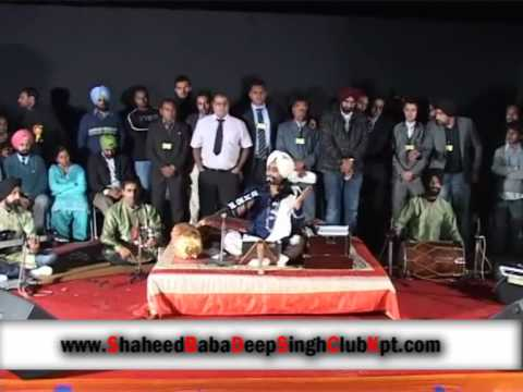 Daultan - Satinder Sartaj's live Performance at Kapurthala HD