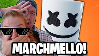 Most POPULAR skin in FORTNITE this SEASON! 🔥 (Marshmello skin)