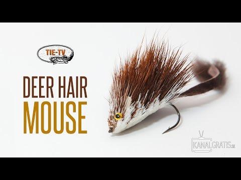 Tie TV - Deer Hair Mouse - Andreas Andersson