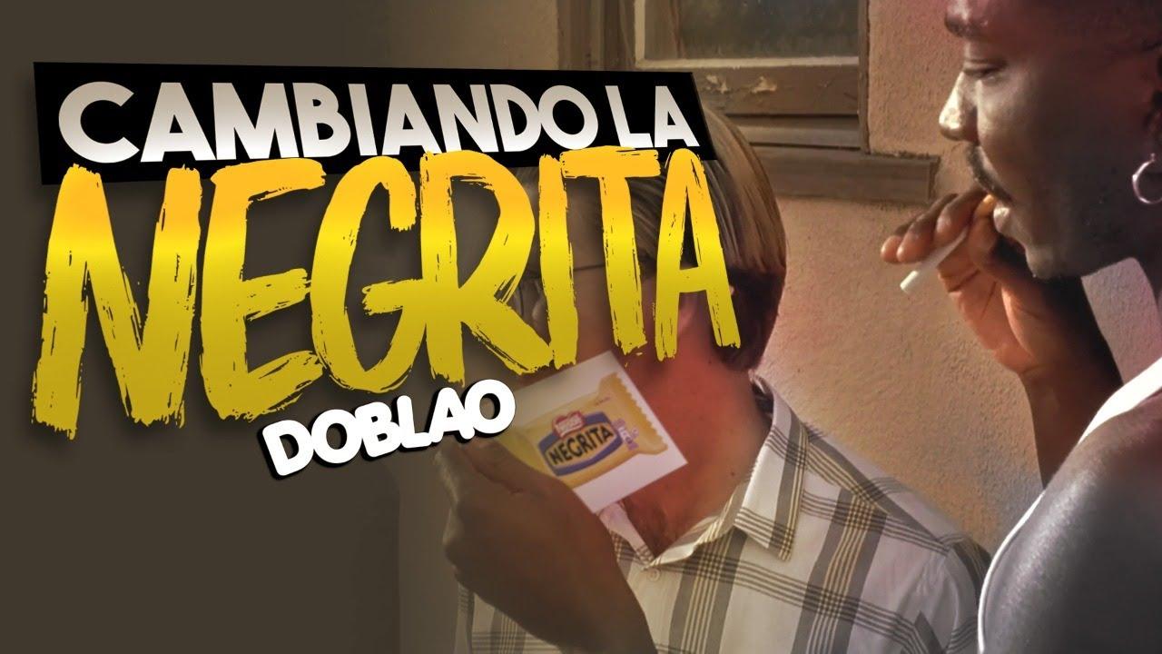 HASTA PRONTO NEGRITA | DOBLAO