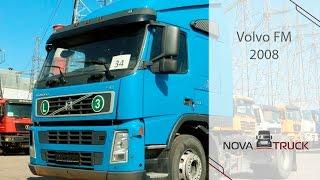 Обзор седельного тягача Volvo FM, 2008 г
