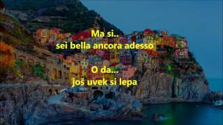 Eros Ramazzotti - Ti Vorrei Rivivere (prevod na srpski)
