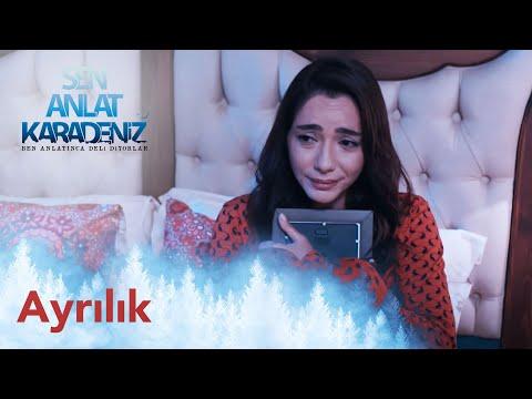 Ayrılık - Öykü Gürman - Sen Anlat Karadeniz 58. Bölüm