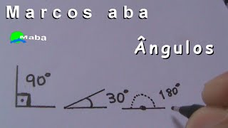 Ângulos - Trigonometria