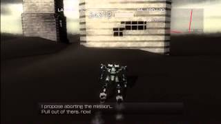 Armored Core 4 Marche Au Supplice Hard S Rank