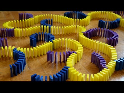 Building Dominoes is DIFFICULT.