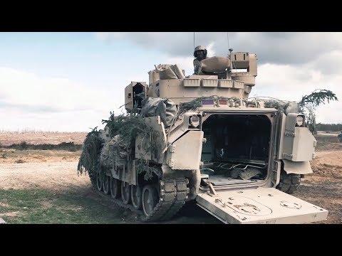 How U.S. Bradley Fighting Vehicles Work?
