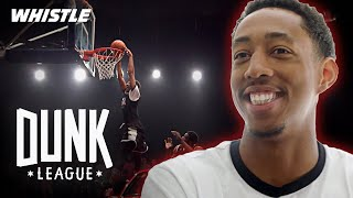 Track Star To Dunk League LEGEND | Jonathan Clark
