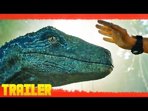Jurassic World 2: Reino Caído (2018) Tráiler Oficial Subtitulado