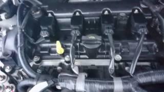 Стук в моторе Mazda CX-5 (решение)