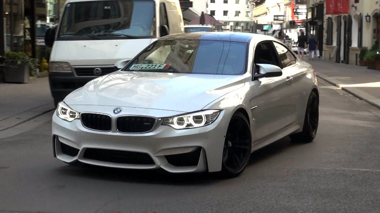 Bmw M4 Sound Youtube